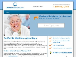 California Medicare Advantage