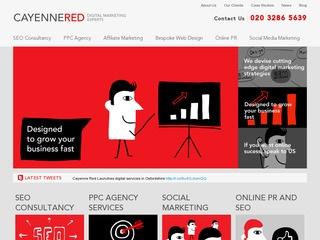 Cayennered.com/SEO-Berkshire