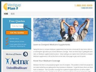 Compare Medicare Supplements