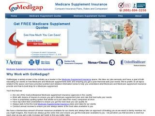 Medicare Supplement Insurance | Go Medigap