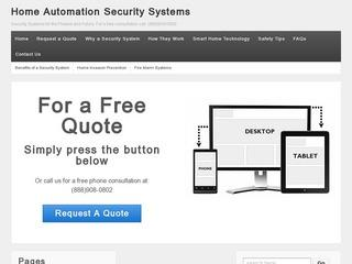 Home Automation Security Systems